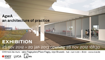 Agwa an architecture of practice wallonie bruxelles architectures