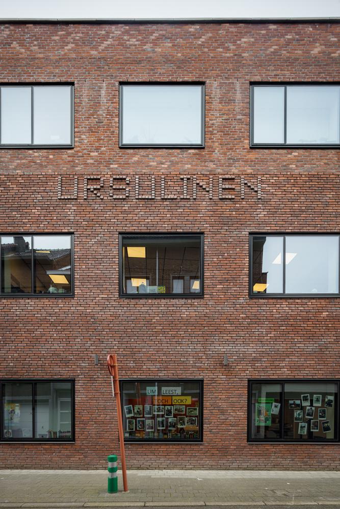 Ursulinen - Label © Stijn Bollaert