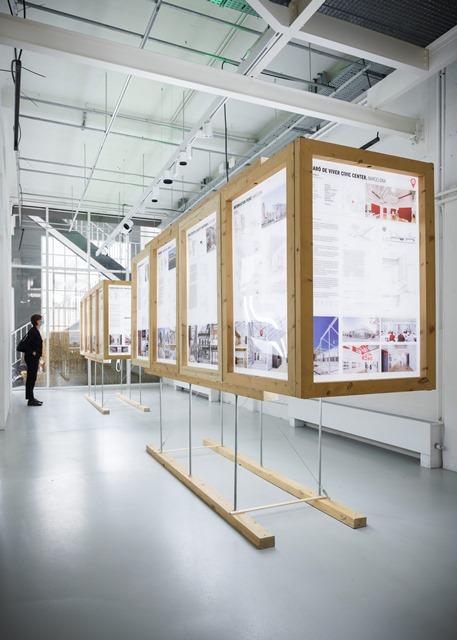 © Arthur Pequin pour le 308 - Maison de l'Architecture