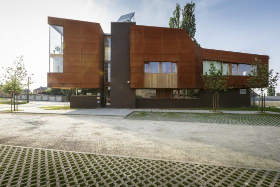 Valentin bianchi wallonie bruxelles architectures for Architecte bruxelles
