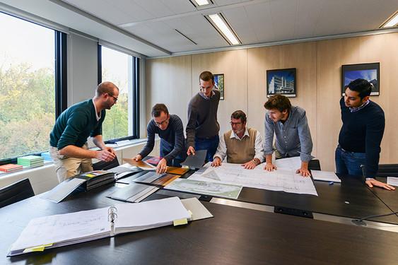 Bureau Architecture Engineering Verhaegen : Francois mainil photographe wallonie bruxelles architectures