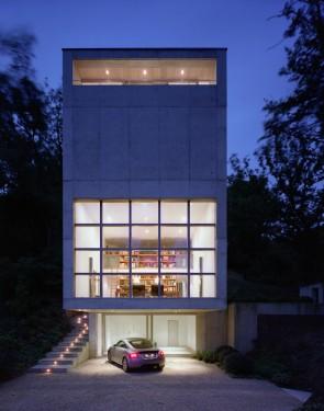 Serge brison wallonie bruxelles architectures for Architecte bruxelles