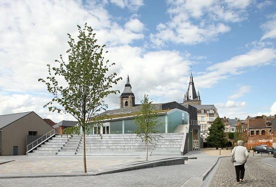 Culturel Hall Victor Jara - L'Escaut