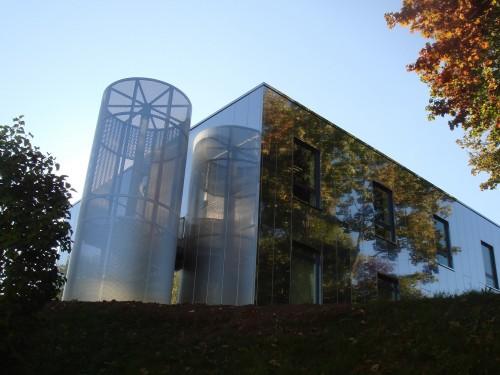 Extension du Centre de Protonthérapie à Orsay (France)- Bag, Bureau d'études Greisch