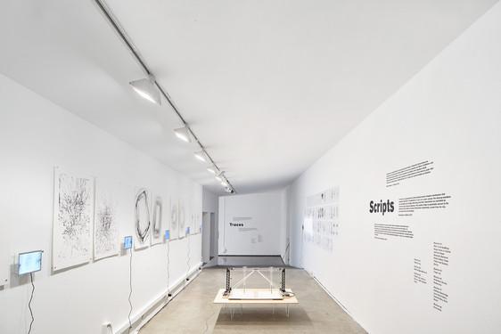 Edouard Cabay & IAAC : Exposition auto-màtic - Barcelone