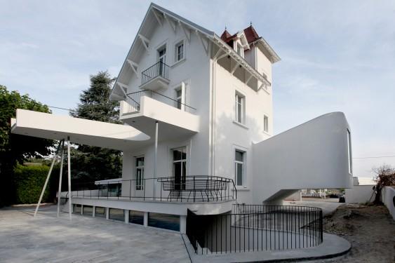 Maison à Châtillon (France) - vers plus de bien être V+ en association avec Antoine Rocca