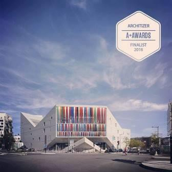 JDS : nominé aux Architizer A+ Awards