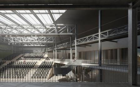 Pierre Hebbelinck : Restructuration Palais Guimet&Maison de la Danse à Lyon