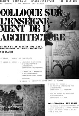 CLARA n°2 - Architecture/Recherche