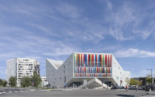 Lille youth hostel (JDS Architects) (Lille)