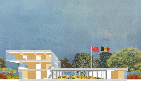 AgwA : nouvelle Ambassade belge à Pékin