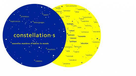 Rotor : exposition constellation.s à Bordeaux