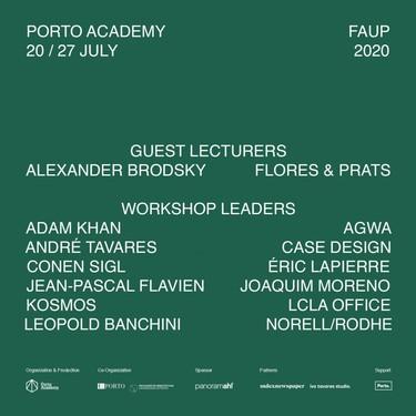 AgwA : Porto Academy