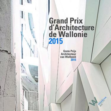 Grand Prix d'Architecture de Wallonie 2015