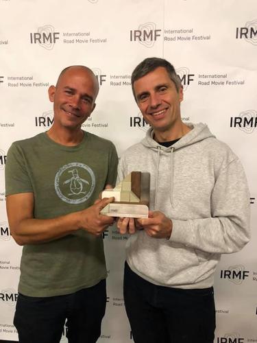 Mister Emma primé à l'International Road Movie Festival - Pilsen