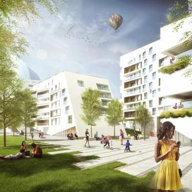 Paradis Express (association A2M - Jaspers-Eyers Architects - BAG) - Liège