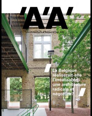 L'Architecture d'Aujourd'hui: Belgian issue