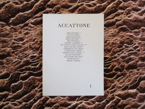 Accattone #1