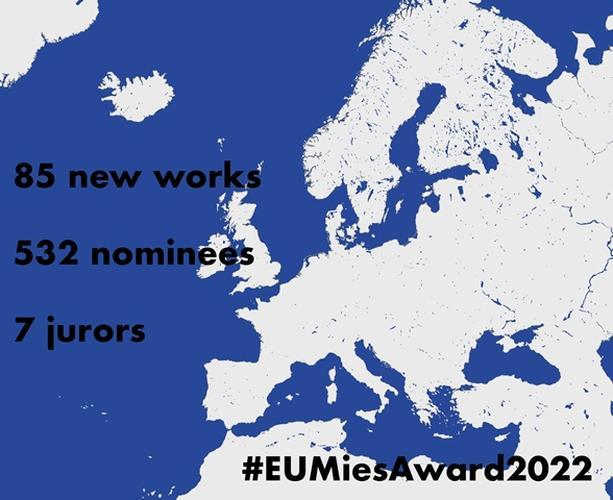 BAUKUNST/BRUTHER : Paris Saclay nominé au Prix Mies 2022