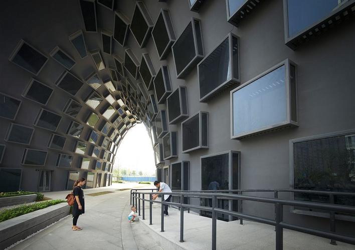 Hangzhou Gateway - JDSA, Chine