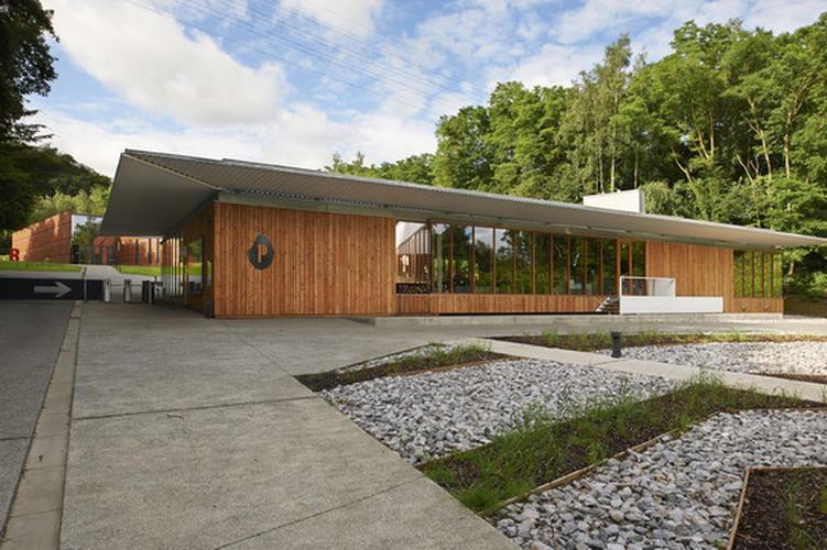 AIUD Gil Honoré – Préhistomuseum en image – Archi Urbain