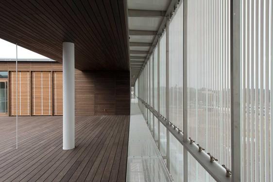 AGC Glass par Philippe Samyn & Partners