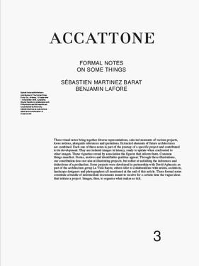 Accattone #3