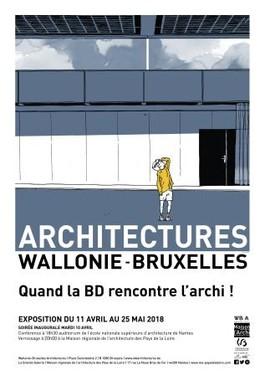 Architectures Wallonia-Brusses. Inventories, When comis meets architecture