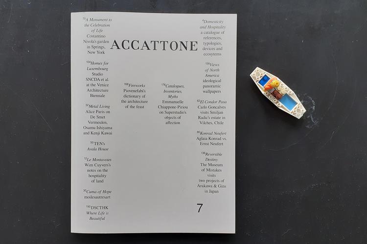 Accattone #7 : Lancement à Venise