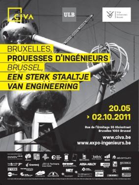 Exposition Bruxelles, prouesses d'ingénieurs