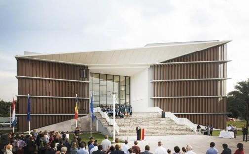 The Embassy of Belgium & the Netherlands in Congo