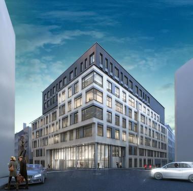 Treurenberg (ASSAR ARCHITECTS) - Bruxelles