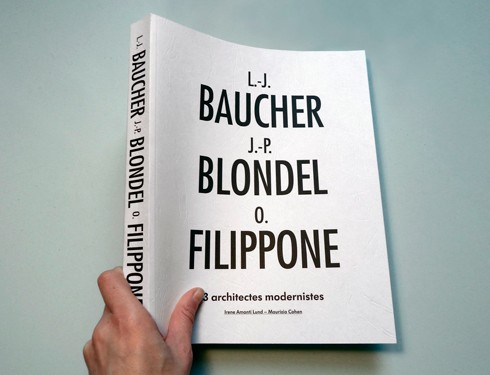 L.-J. Baucher J.-P.Blondel O. Filippone