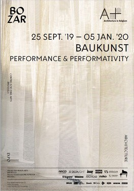 Exposition Baukunst : Performance & Performativity