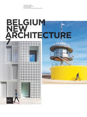 Belgium New architecture