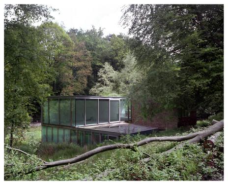 Habitation à Bousval, par Mario Garzaniti