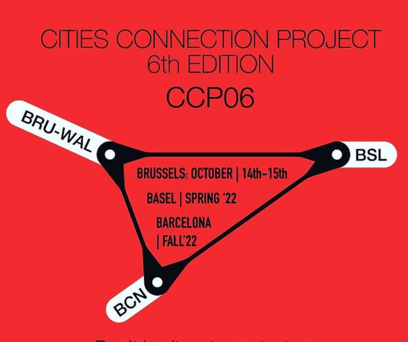 New CCP exhibition: Wallonia-Brussels - Basel - Barcelona