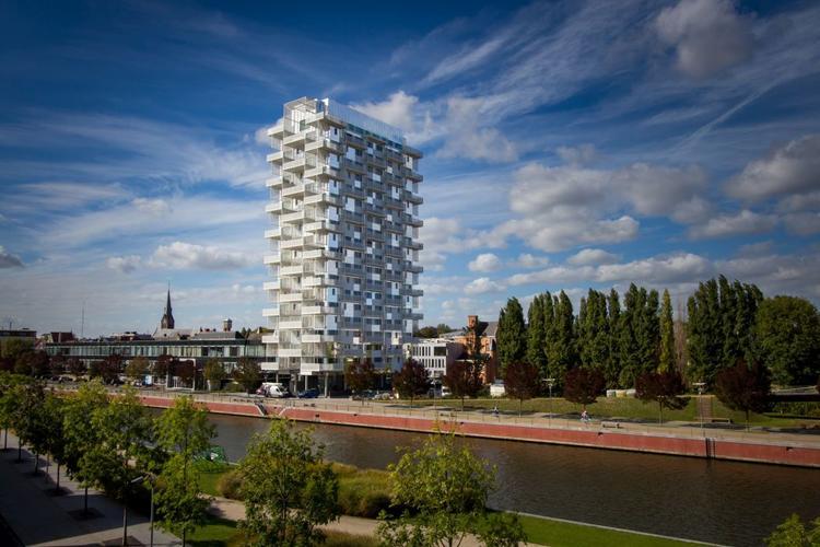 K-Tower - Philippe Samyn & Partners