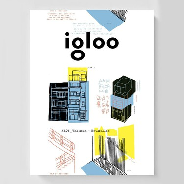 Romanian magazine IGLOO - Special FWB issue