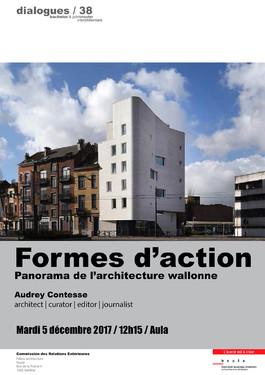 Audrey Contesse: Lecture in Geneva