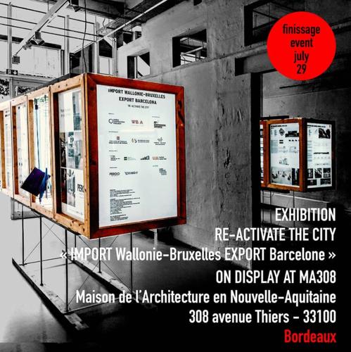 Finissage: CCP exhibition in Bordeaux