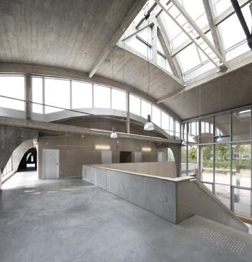 Les Halles Perret - Montataire