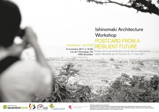 Conférence : Ishinomaki Architecture Workshop