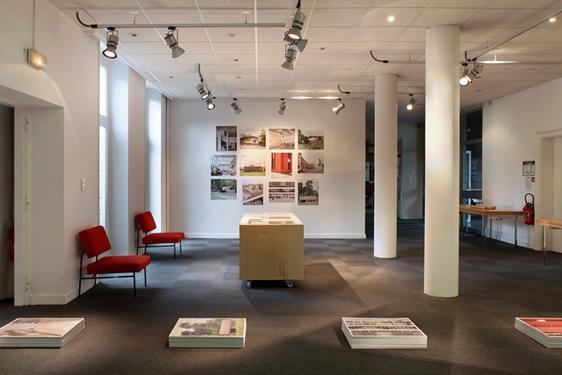 4836 m² - Architectures Wallonie-Bruxelles Inventaires #1 Inventories