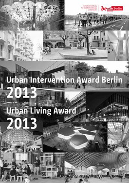 Dethier gagne un Urban Intervention Awards Berlin 2013