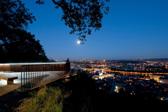 A. Rondia : les coteaux de la Citadelle, candidat Prix du Paysage européen