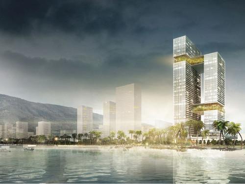 """Ney & Partners: lauréat du concours """"The Parks"""" à Quy Nhon, Vietnam"""