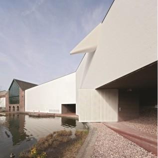 Mons Memorial Museum, par Atelier d'architecture Pierre Hebbelinck - Pierre de Wit