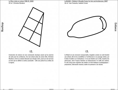 (Un)City – (Un)Real State of the (Un)Known. Interior pages of the publication