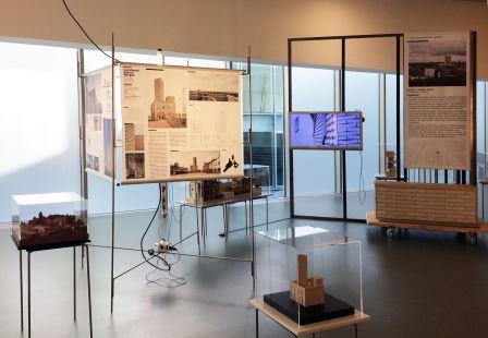 BAUKUNST & MSA/V+ : Exposition EU Mies Award aux Pays-Bas